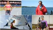 Juegos Río 2016: el fixture de los deportistas peruanos