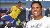 Ronaldo: increíble opinión sobre Gabriel Jesús, joya del City