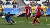 Río 2016: Janine Beckie marcó el gol más rápido en JJ.OO.