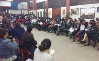 #NiUnaMenos: hoy deciden ruta de marcha del 13 de agosto
