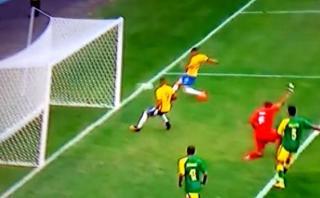 Brasil: nueva joya del Manchester City falló gol increíble