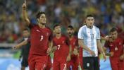 Argentina vs. Portugal: debut albiceleste en Juegos Río 2016