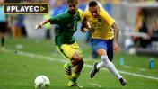 Brasil vs. Sudáfrica: con Neymar, anfitrión se estrena en Río