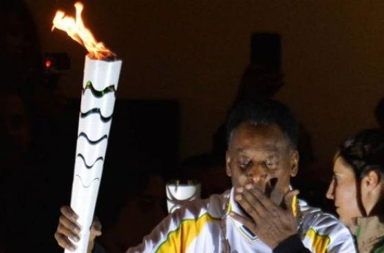 Río 2016: Pelé no encenderá el pebetero por motivos de salud