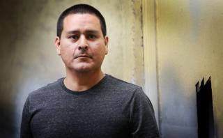 """Miguel Villegas lee un fragmento de su libro """"Padre Nuestro"""""""