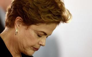 """Ni la """"tregua olímpica"""" detiene proceso para destituir a Dilma"""