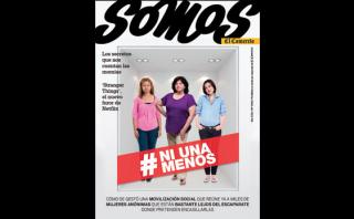 #NiUnaMenos: El Perú se une contra la violencia de género