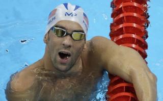 Michael Phelps: la programación de sus pruebas en Río 2016