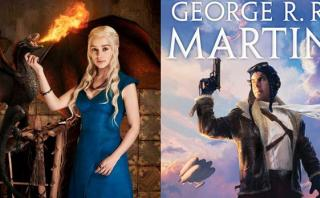 """Game of Thrones"": otra obra del autor se acerca a la TV"