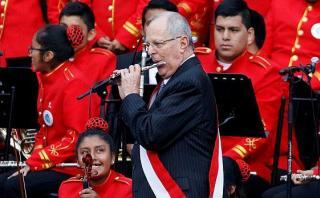 Dos presidentes músicos, por Armando Sánchez Málaga