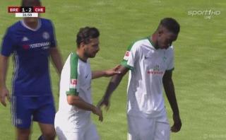 Claudio Pizarro anotó ante Chelsea en juego amistoso [VIDEO]