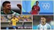 Río 2016: tablas de los grupos de fútbol de Juegos Olímpicos