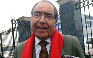 Roca: Respaldo de García como consejero será valioso para Apra