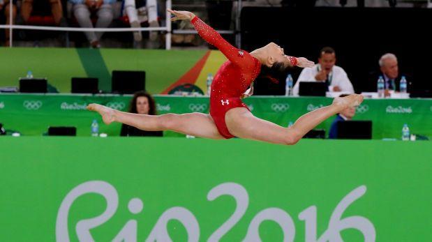 Río 2016: gimnasta Ariana Orrego mostró cómo quedaron sus manos