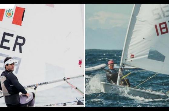 Río 2016: así les fue a Paloma Schmidt y Stefano Peschiera