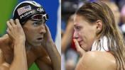 Rusia defiende a su nadadora criticada por Michael Phelps