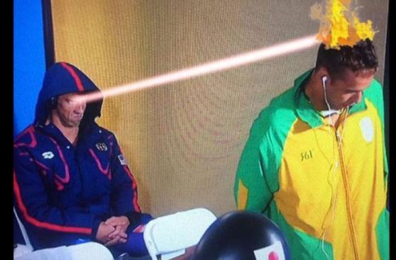 Michael Phelps: los graciosos memes de #PhelpsFace de Río 2016