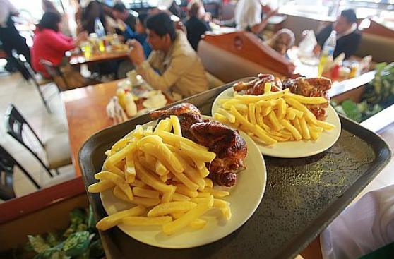 Ventas del sector gastronomía crecieron 4,5% en Fiestas Patrias