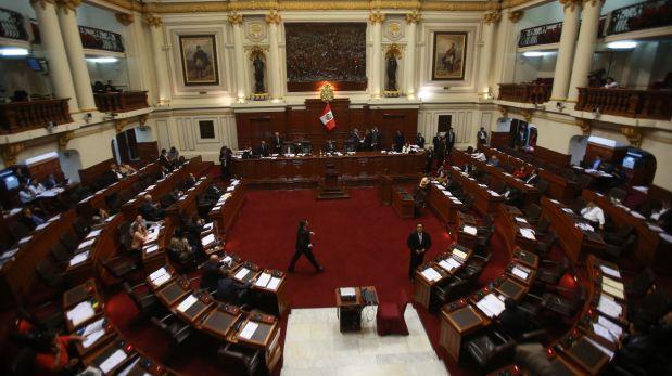 Congreso verá elección del nuevo defensor del Pueblo