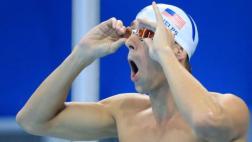 Río 2016: el increíble 'blooper' de un periodista sobre Phelps