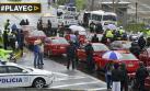 Costa Rica: bloqueos y caos por protestas contra Uber [VIDEO]