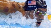 Michael Phelps ganó el oro en 200 metros mariposa en Río 2016