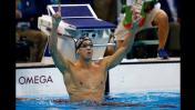 Michael Phelps y una noche histórica en Río 2016 [FOTOS]