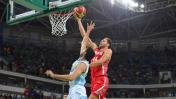 Argentina vs. Croacia: por Grupo B de baloncesto en Río 2016