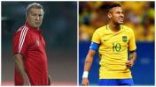 Zico contra Neymar: