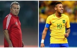 """Zico contra Neymar: """"No está preparado para ser capitán"""""""