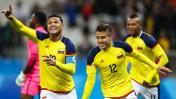 Colombia vs. Nigeria: chocan en Arena de Corinthians