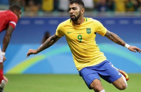 Brasil 4-0 a Dinamarca y avanzó a cuartos de final en Río 2016