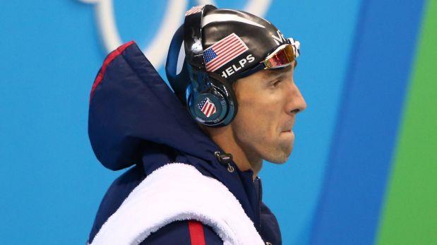 Michael Phelps: ¿Qué música escucha el campeón antes de nadar?