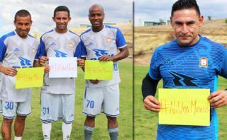 #NiUnaMenos: Ayacucho FC, el primer club que se une a campaña