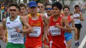 Río 2016: peruano competirá en marcha atlética de 20 kilómetros