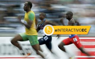 Los secretos de Usain Bolt develados por la ciencia