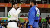 Río 2016: Judoca egipcio le negó saludo a rival israelí [VIDEO]