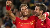 Río 2016: Rafael Nadal y Marc López ganaron el oro en dobles