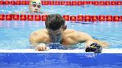 Michael Phelps quedó segundo en 100m mariposa y consiguió plata