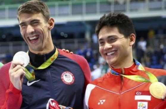 Río 2016: hace 8 años le pidió foto a Phelps y hoy lo venció