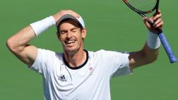 Andy Murray defenderá su oro: clasificó a la final de tenis