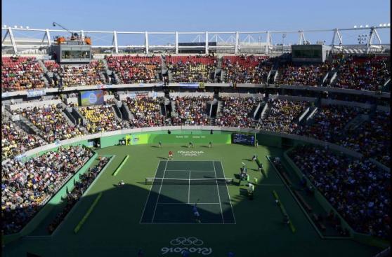 Río 2016: postales de la victoria de Del Potro frente a Nadal