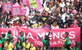 #NiUnaMenos: 53% de limeños culpa a mujeres por el acoso sexual