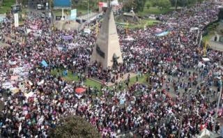#NiUNaMenos: movilización es tendencia nacional en Twitter