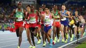 Río 2016: Luis Ostos ocupó el puesto 21 en los 10 mil metros
