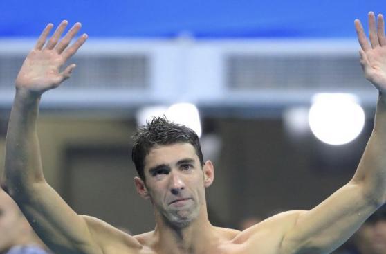 Michael Phelps y su última competencia en Río 2016 [GALERÍA]