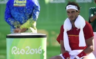 Río 2016: Rafael Nadal se quedó sin bronce, Nishikori le ganó