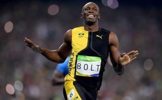 Bolt ganó oro en 100 metros y se alista para ser inmortal