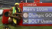 Río 2016: Usain Bolt y las imágenes de su oro en 100 metros