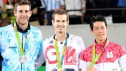 Andy Murray derrotó a Del Potro y ganó el oro en Río 2016